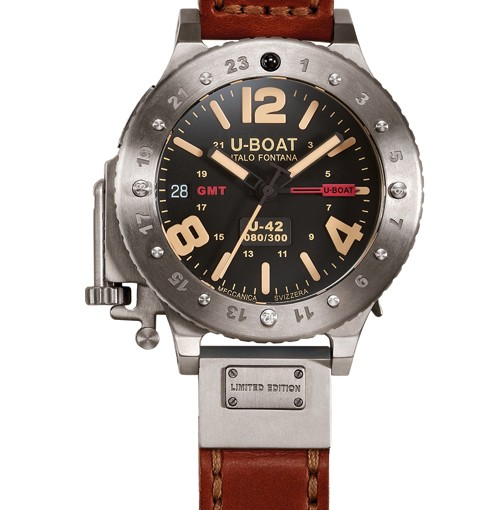Basel 2012 – New U-Boat U42 Limited Models Replica Watch Review