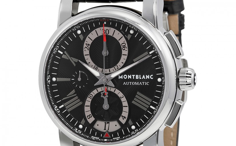 Montblanc Star 4810 Chronograph Automatic Replica Watch