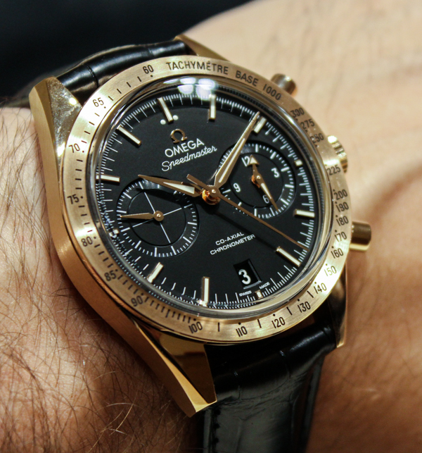 Omega Speedmaster '57 Co-Axial Replica Watch Review