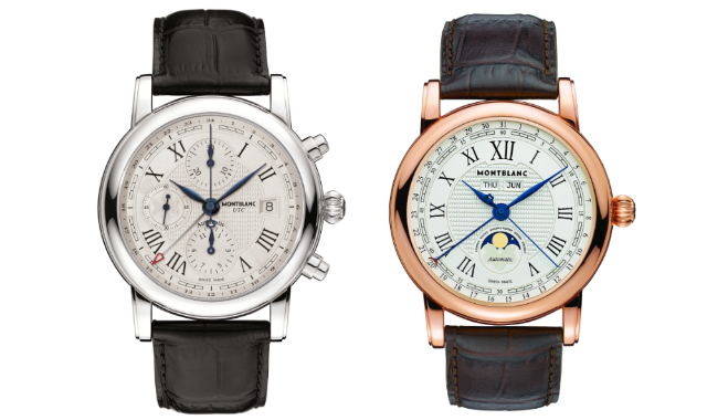 Best Quality Replica MontBlanc Star Watches For Sale