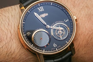 DeWitt Academia Out Of Time Replica Watch Hands-On Review