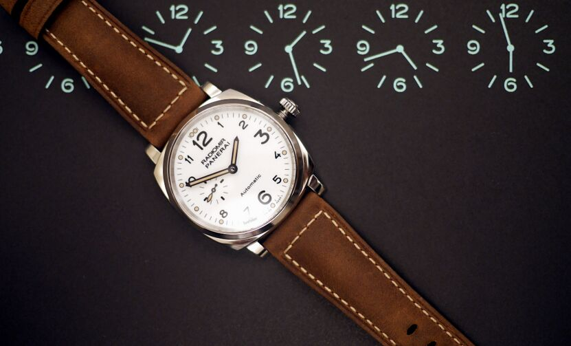 Let's Take A Look At The Casual, Sporty And Well FInished Officine Panerai Radiomir 1940 PAM655 Replica Watch