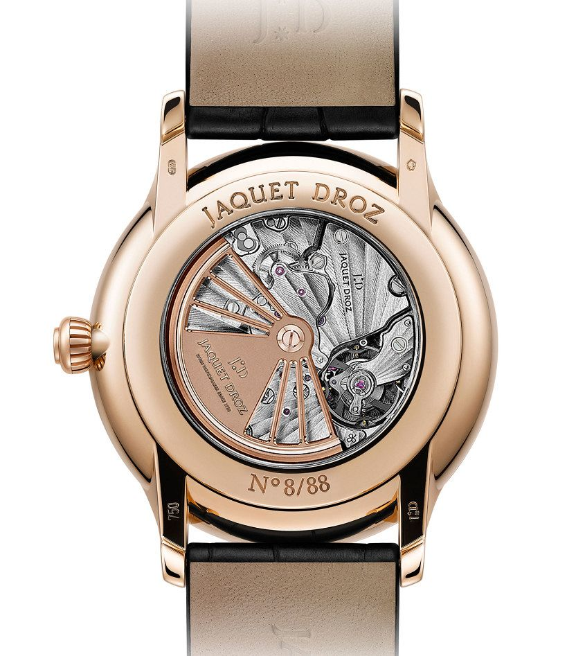 The Jaquet Droz Grande Seconde Deadbeat 43mm Replica Watch