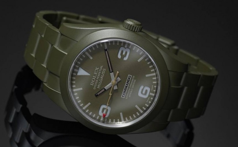 Presenting The Rolex Oyster Perpetual Milgauss Mens Replica