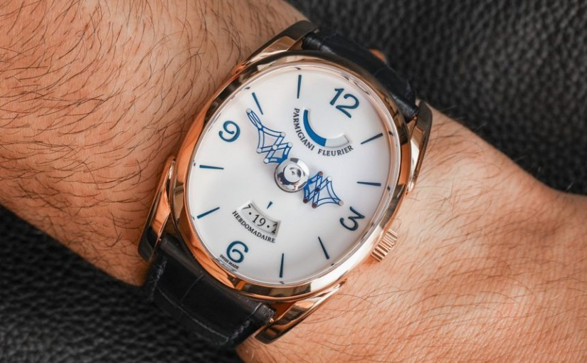 Presenting The Parmigiani Ovale Pantographe Mens Replica